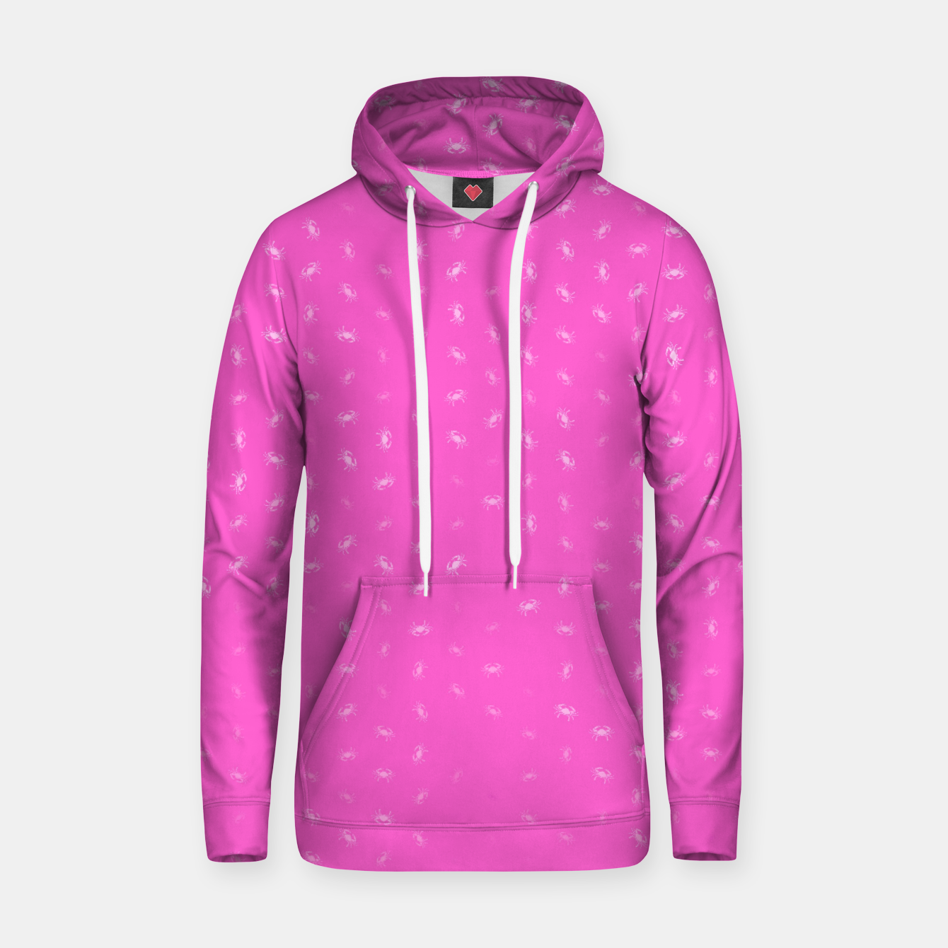 Image of cancer zodiac sign pattern mag Hoodie - Live Heroes