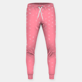 cancer zodiac sign pattern pw Sweatpants thumbnail image