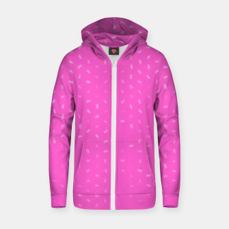 cancer zodiac sign pattern mag Zip up hoodie thumbnail image