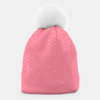 cancer zodiac sign pattern pw Beanie thumbnail image