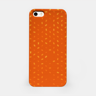 cancer zodiac sign pattern yo iPhone Case thumbnail image