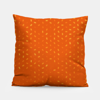 cancer zodiac sign pattern yo Pillow thumbnail image