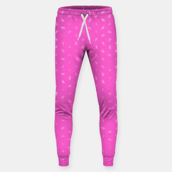 cancer zodiac sign pattern mag Sweatpants thumbnail image