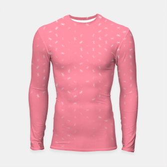 cancer zodiac sign pattern pw Longsleeve rashguard  thumbnail image