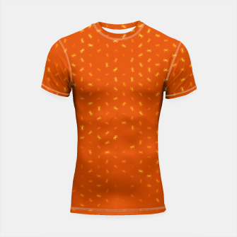 cancer zodiac sign pattern yo Shortsleeve rashguard thumbnail image