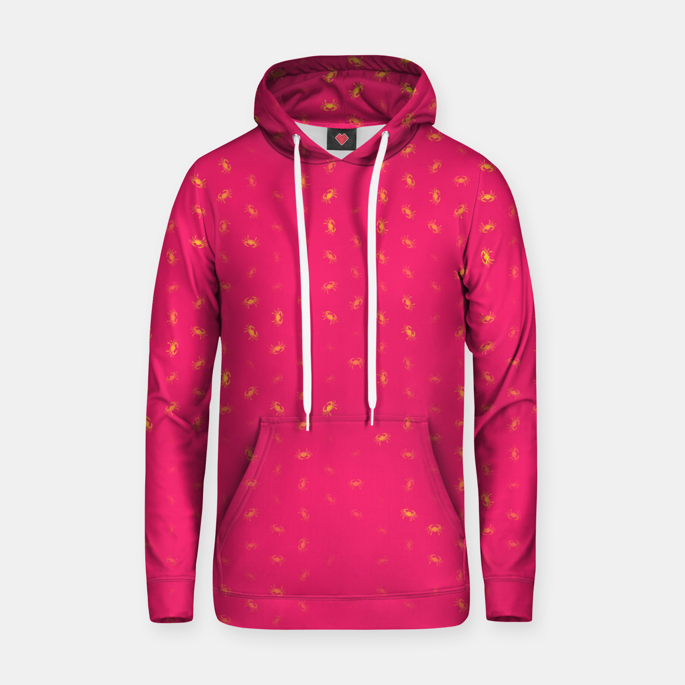 Image of cancer zodiac sign pattern py Hoodie - Live Heroes
