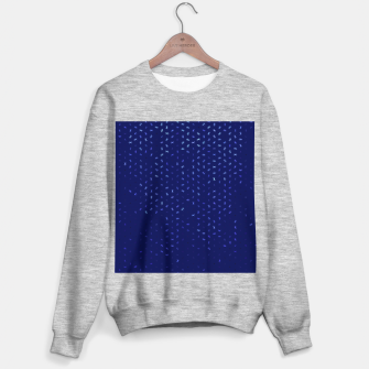 cancer zodiac sign pattern std Sweater regular thumbnail image