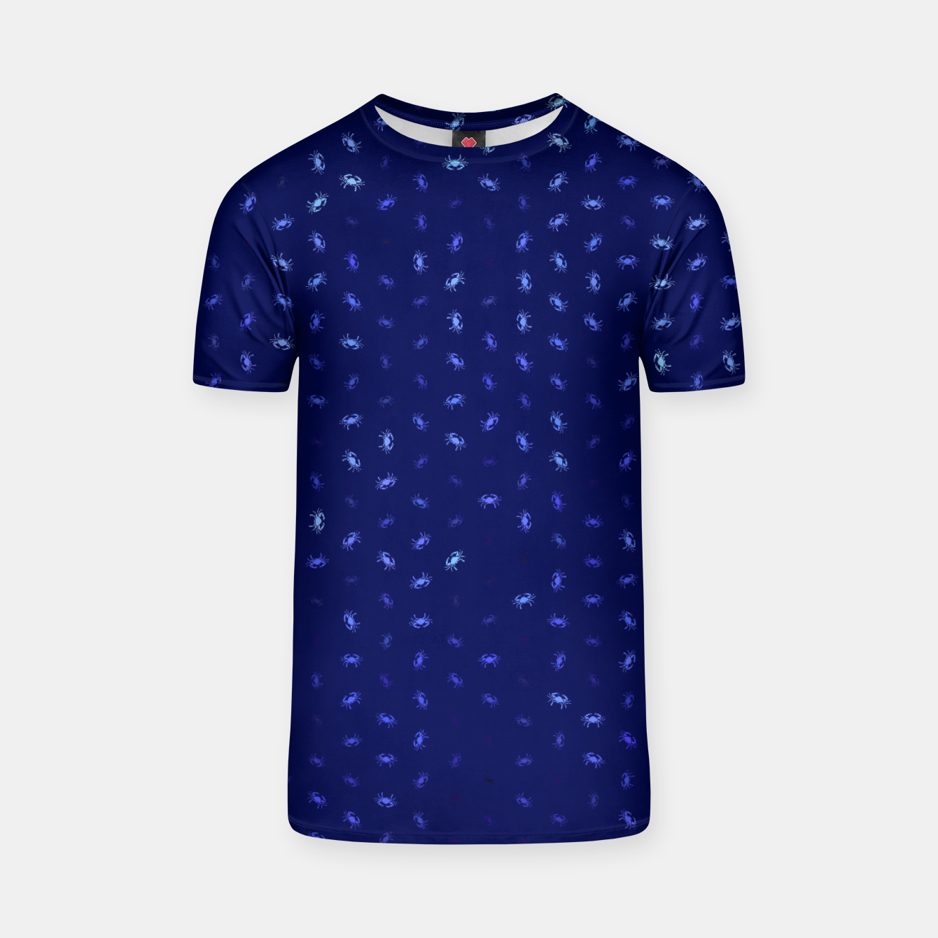 Image of cancer zodiac sign pattern std T-shirt - Live Heroes