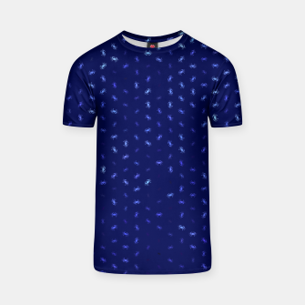 cancer zodiac sign pattern std T-shirt thumbnail image