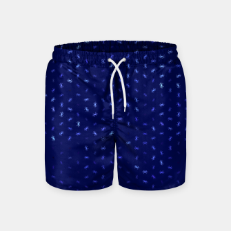cancer zodiac sign pattern std Swim Shorts thumbnail image