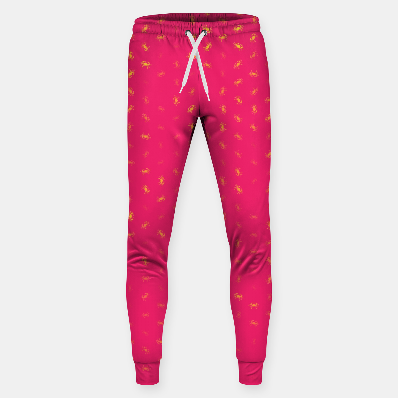 Image of cancer zodiac sign pattern py Sweatpants - Live Heroes