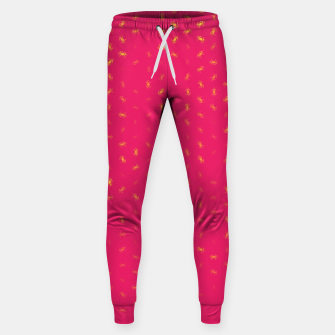 cancer zodiac sign pattern py Sweatpants thumbnail image
