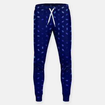 cancer zodiac sign pattern std Sweatpants thumbnail image