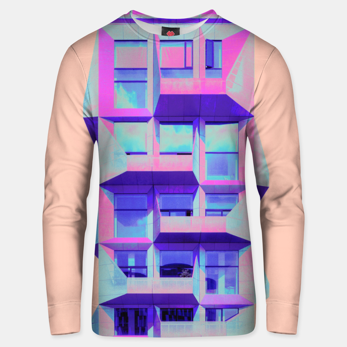 Image of Sky's the Limit Unisex sweater - Live Heroes