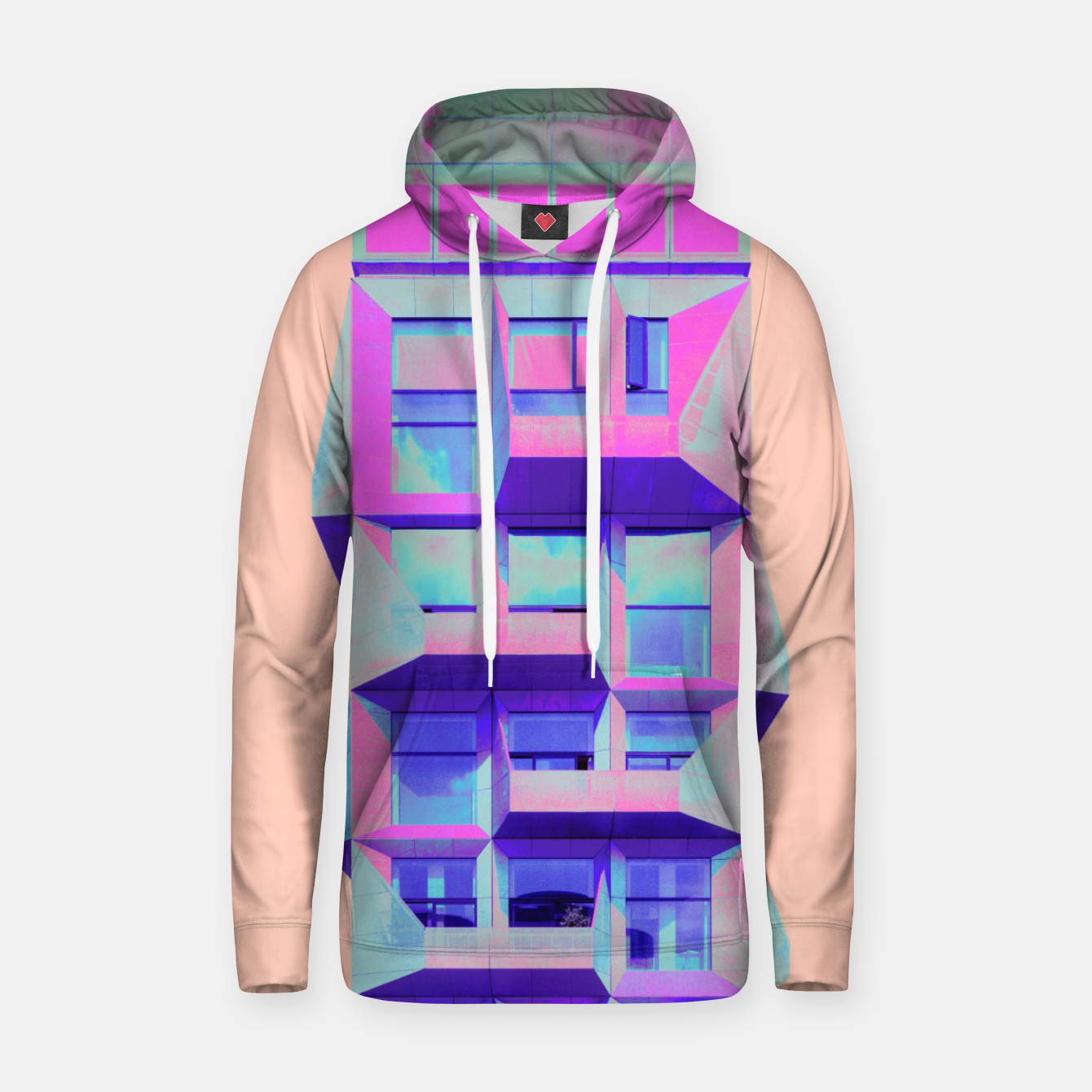 Image of Sky's the Limit Hoodie - Live Heroes