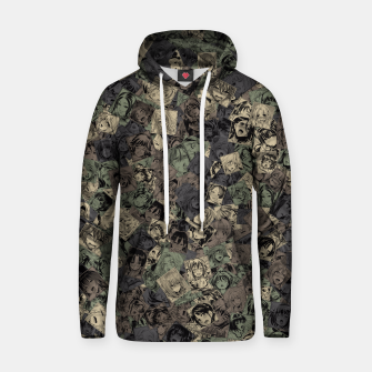 Thumbnail image of Ahegao camouflage Hoodie, Live Heroes