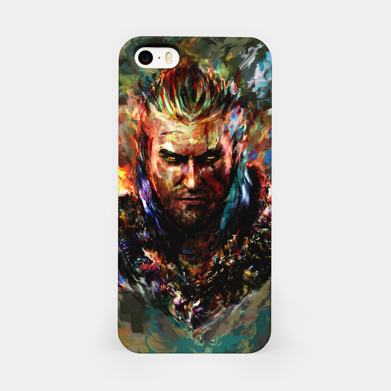 Image of witcher iPhone Case - Live Heroes