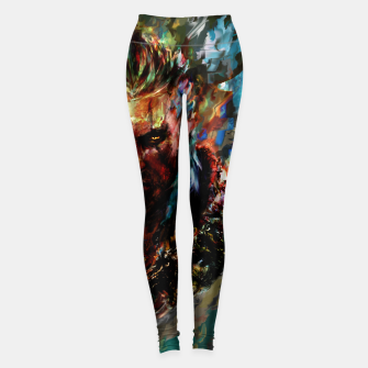 Miniaturka witcher Leggings, Live Heroes