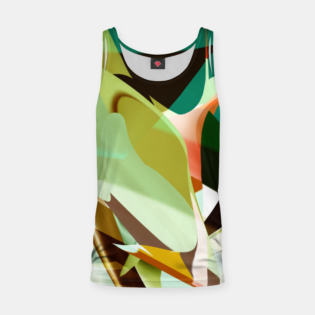 Image of ADonno Tank Top - Live Heroes