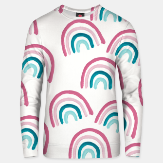 Rainbow Dream Pattern #1 (Kids Collection) #decor #art  Unisex sweatshirt thumbnail image