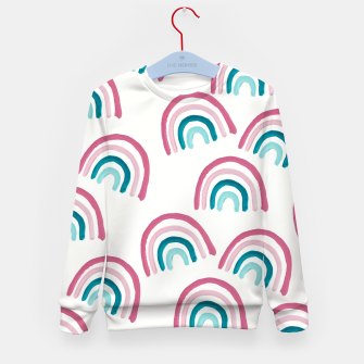 Rainbow Dream Pattern #1 (Kids Collection) #decor #art  Kindersweatshirt thumbnail image