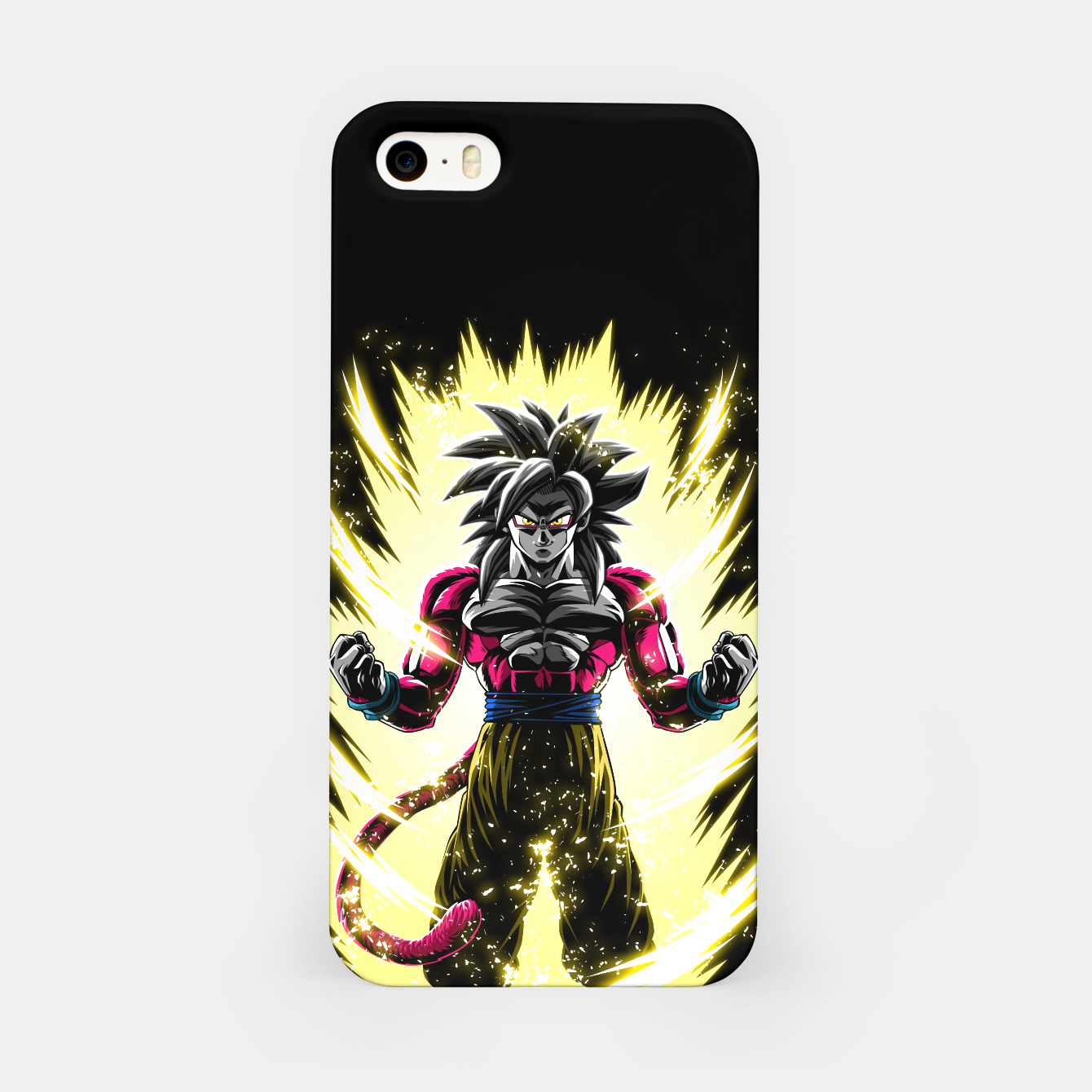 Image of Super SSJ4 Carcasa por Iphone - Live Heroes