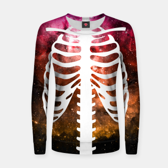 Thumbnail image of Space Bone Sweater, Live Heroes