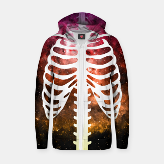 Thumbnail image of Space Bone Hoodie, Live Heroes