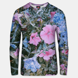 Thumbnail image of surfinias flowers Bluza unisex, Live Heroes