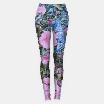 surfinias flowers Legginsy thumbnail image