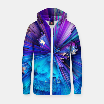 Interference Zip up hoodie thumbnail image
