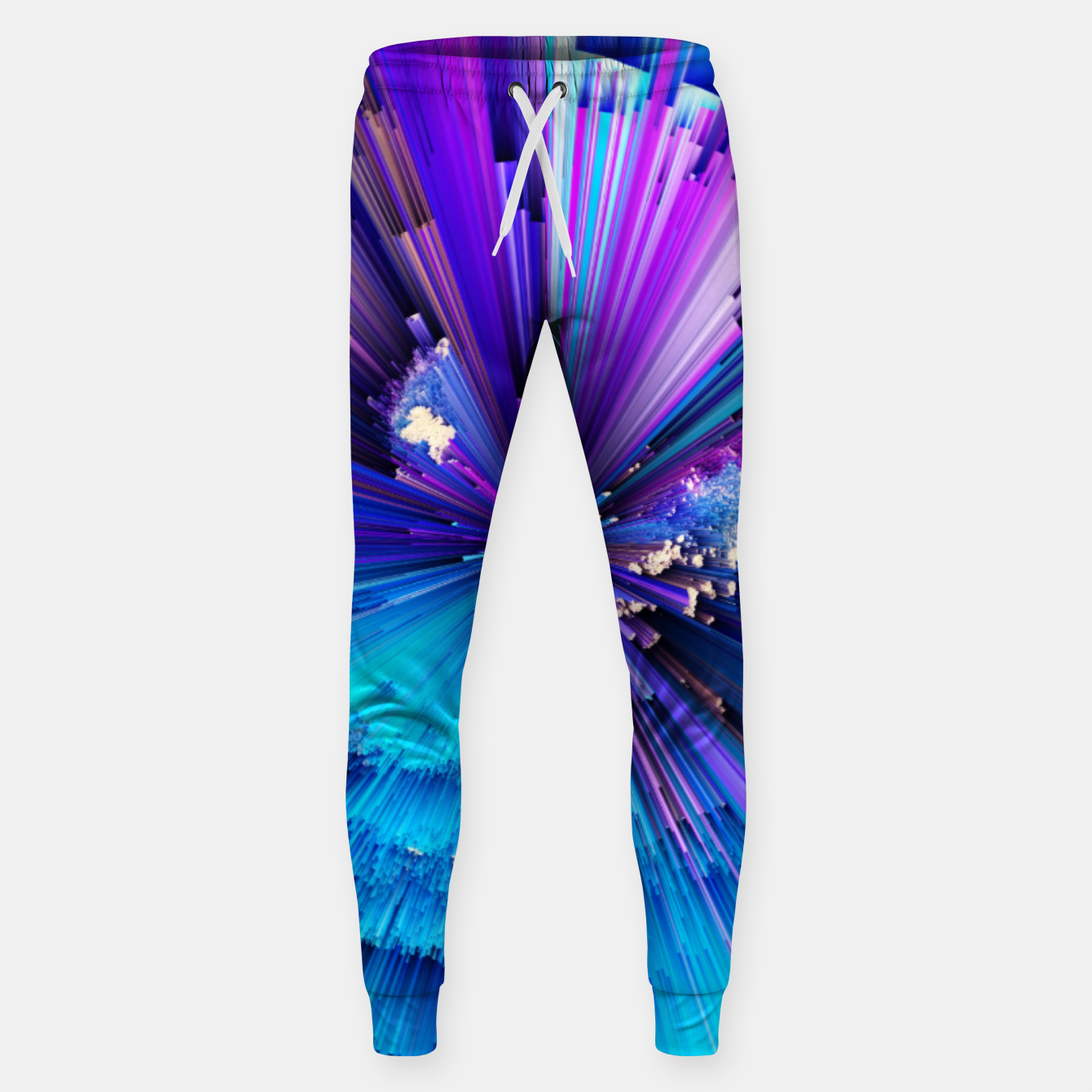 Image of Interference Sweatpants - Live Heroes