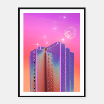 Leo Constellation Framed poster thumbnail image