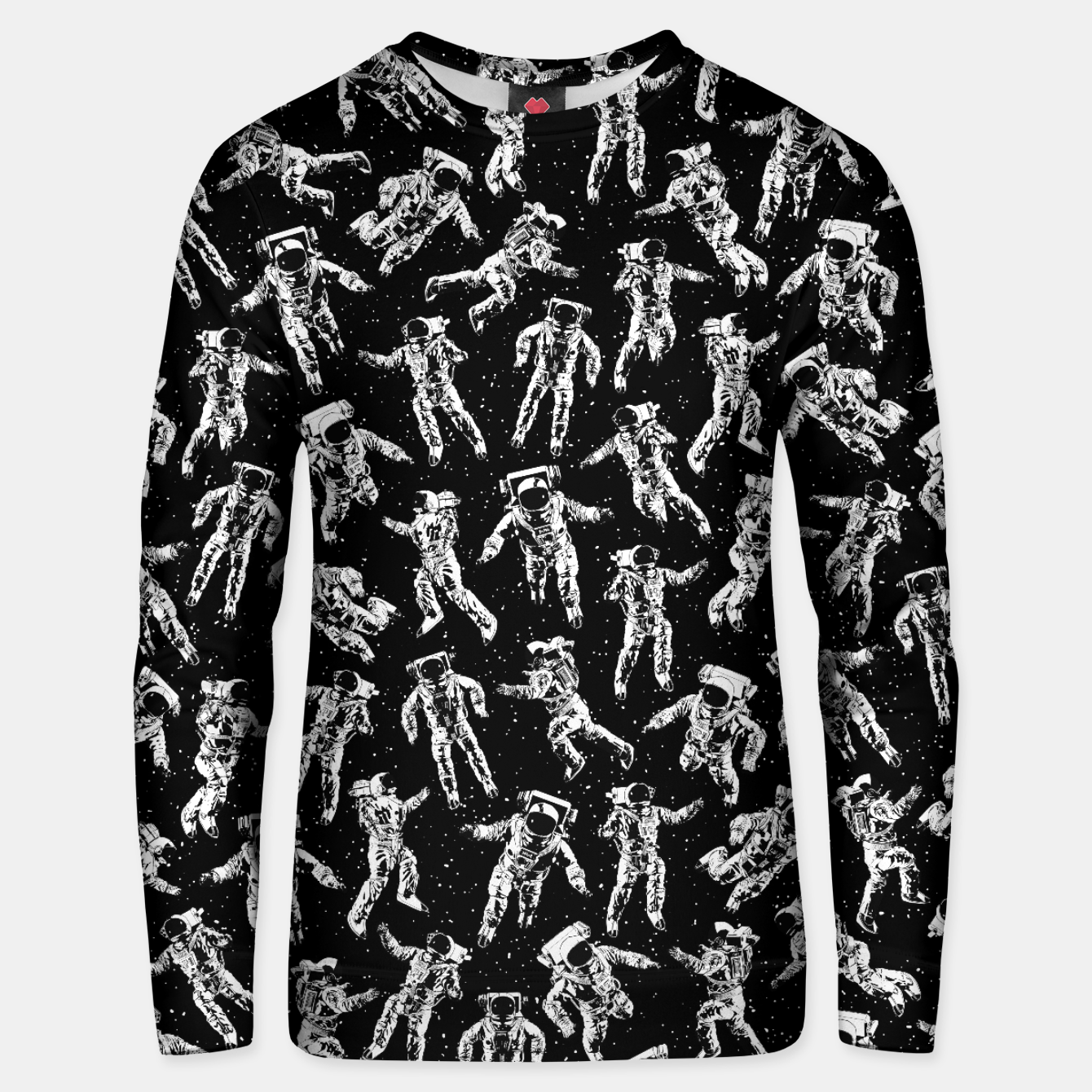 Image of I Dream Of Space Unisex sweater - Live Heroes