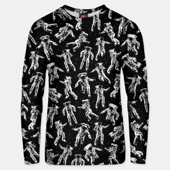 Thumbnail image of I Dream Of Space Unisex sweater, Live Heroes