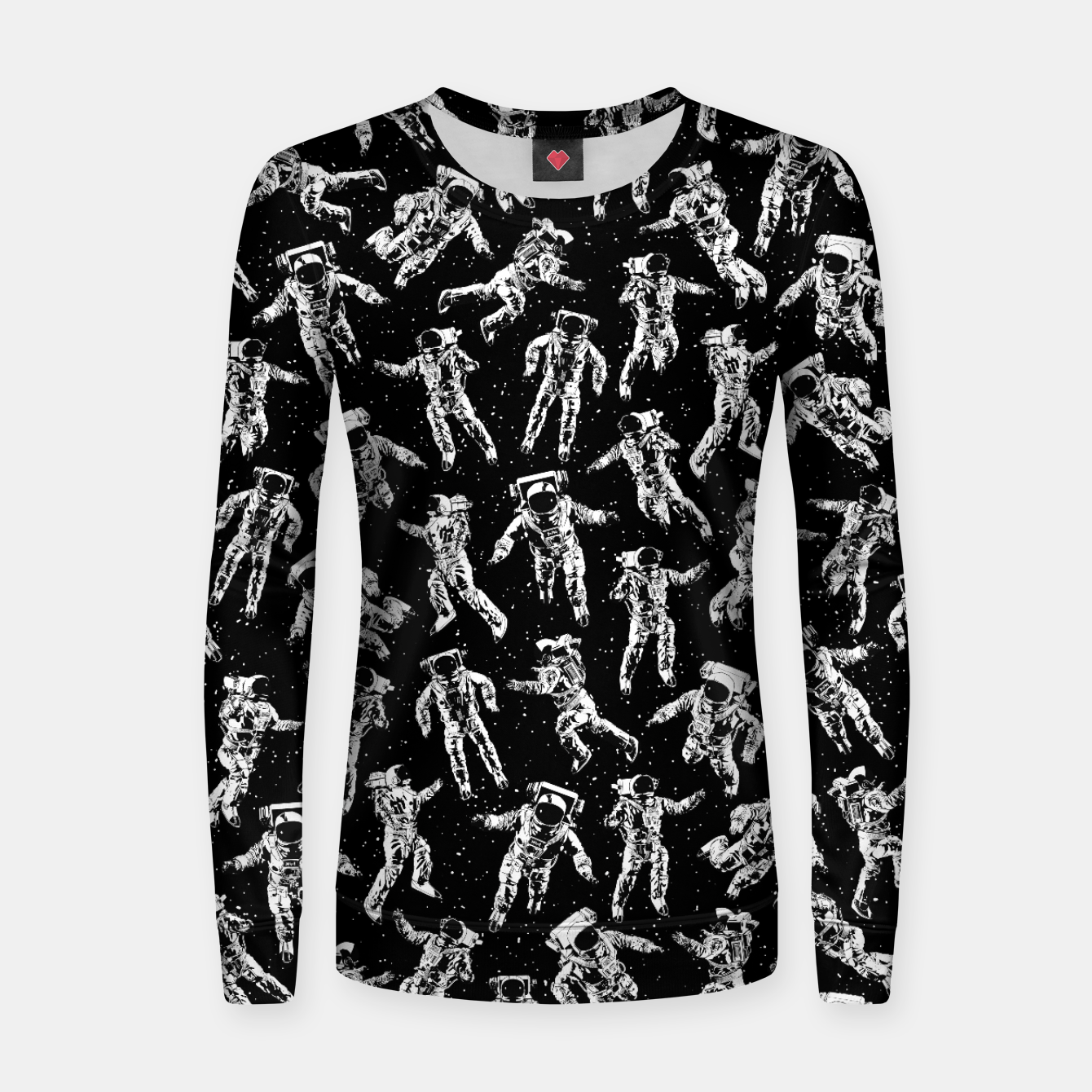 Image of I Dream Of Space Women sweater - Live Heroes