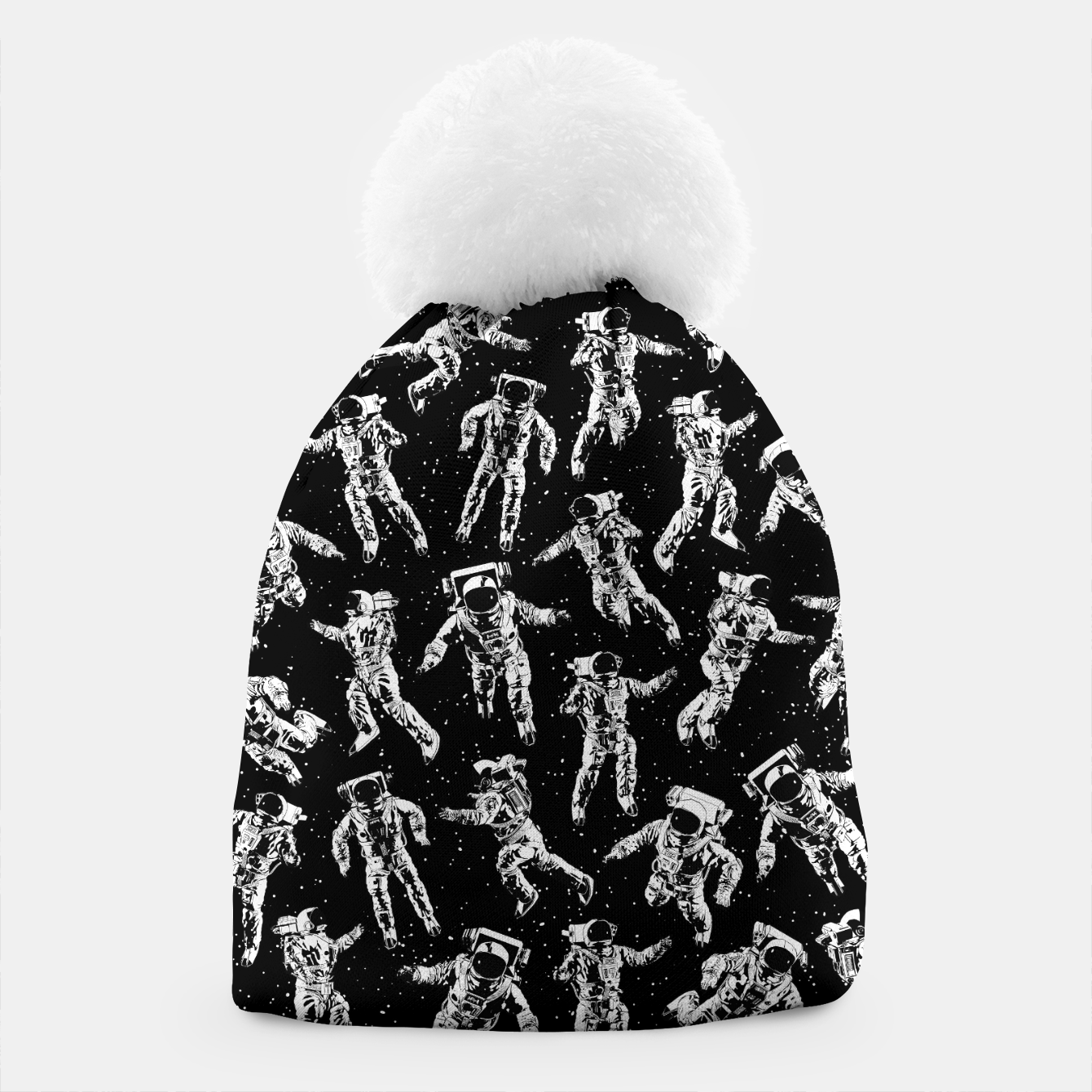 Image of I Dream Of Space Beanie - Live Heroes