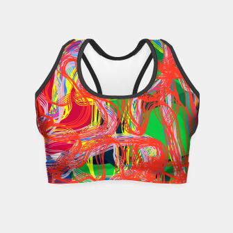 Thumbnail image of Love it  Crop Top, Live Heroes