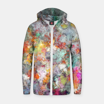Thumbnail image of Fireflies Zip up hoodie, Live Heroes