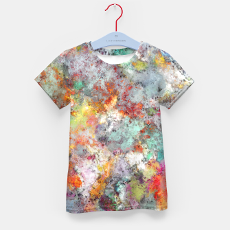 Thumbnail image of Fireflies Kid's t-shirt, Live Heroes