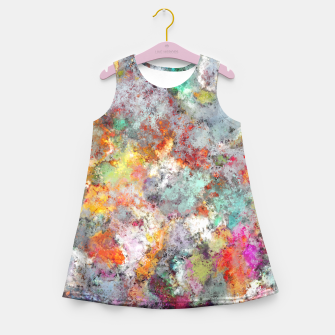 Thumbnail image of Fireflies Girl's summer dress, Live Heroes