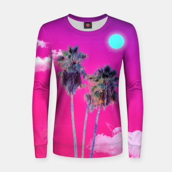 Thumbnail image of New World Women sweater, Live Heroes
