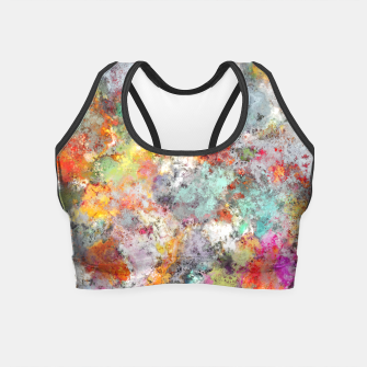 Thumbnail image of Fireflies Crop Top, Live Heroes