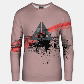 Thumbnail image of EYE Unisex sweatshirt, Live Heroes