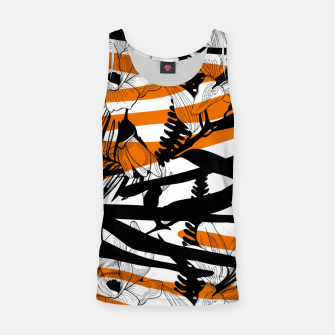 Thumbnail image of Floral Tiger Print Tank Top, Live Heroes