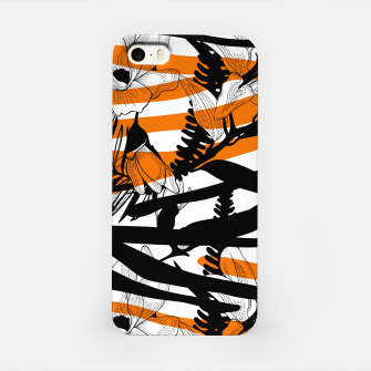 Thumbnail image of Floral Tiger Print iPhone Case, Live Heroes