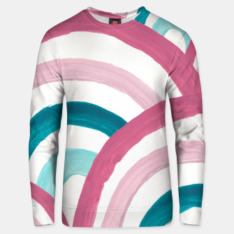 Thumbnail image of Rainbow Dream Pattern #2 (Kids Collection) #decor #art  Unisex sweatshirt, Live Heroes