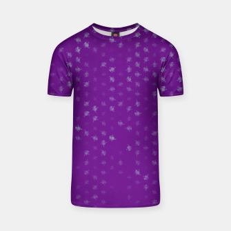 Thumbnail image of leo zodiac sign pattern pt T-shirt, Live Heroes