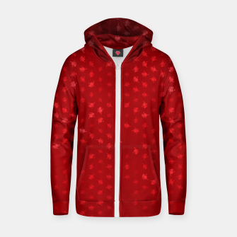 Miniatur leo zodiac sign pattern dr Zip up hoodie, Live Heroes