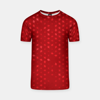Thumbnail image of leo zodiac sign pattern dr T-shirt, Live Heroes